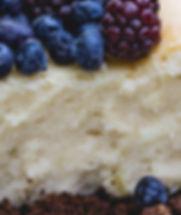 Pastel de queso Cervidae