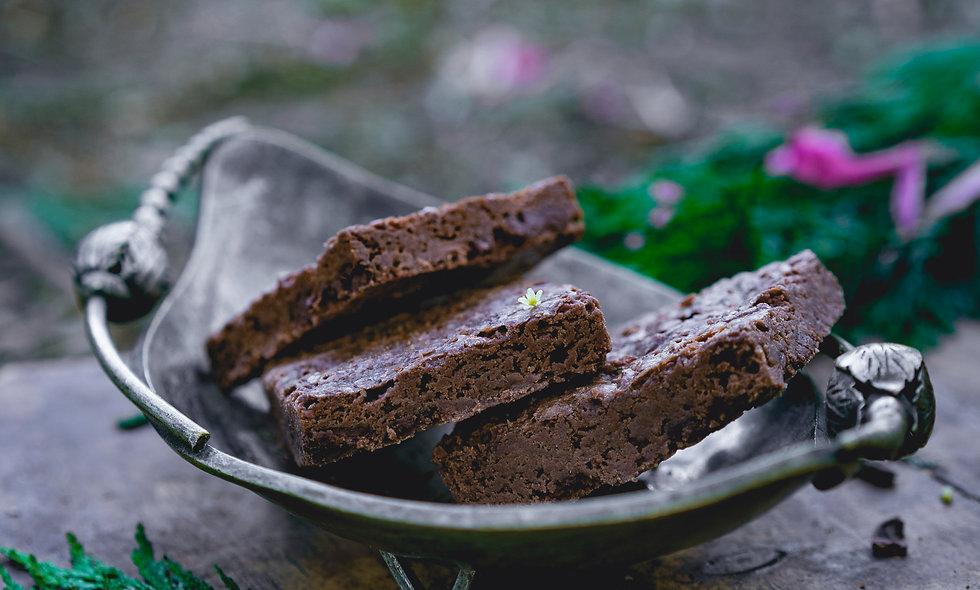 Brownies Chocolate Fundido