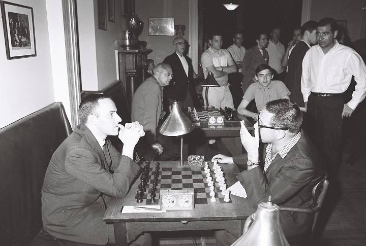 My first love - Chess