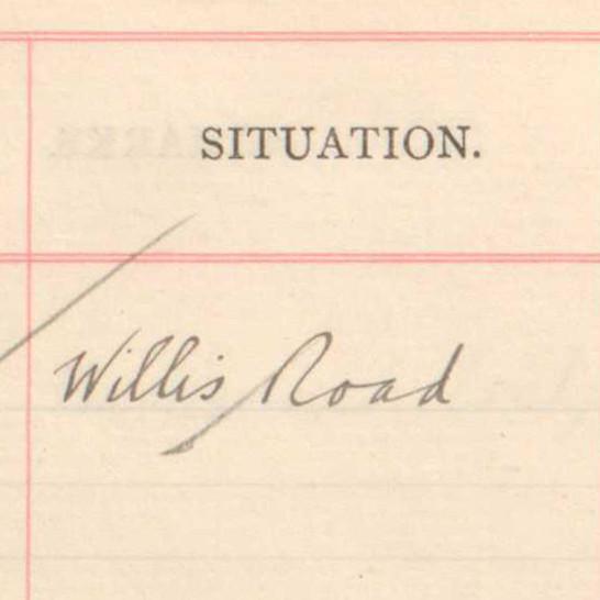 Willis Road