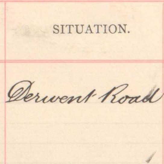 Derwent Road