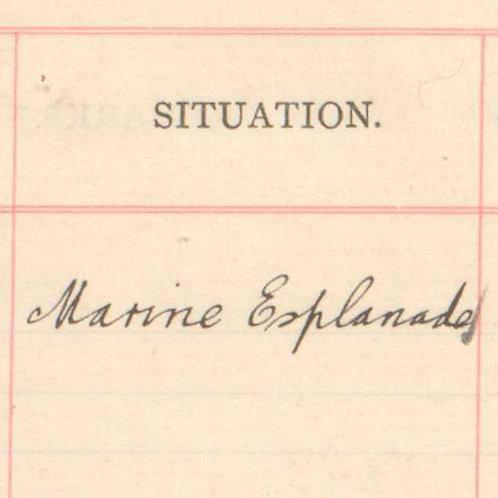 Plot 5 Marine Esplanade