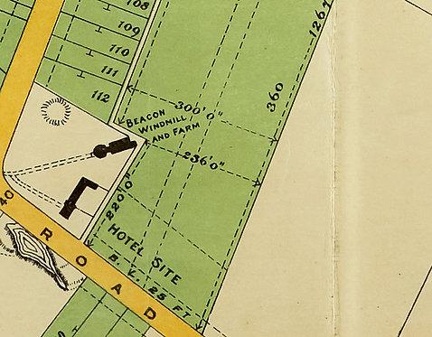 Hotel Site near Beacon Windmill