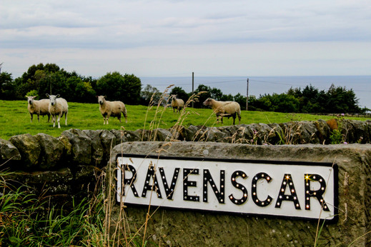 Welcome to Ravenscar