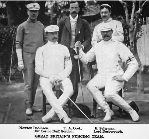 Olympics 1906 GBR