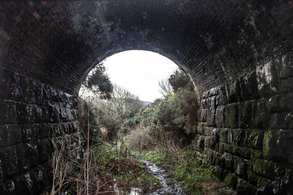 Whitby end of tunnel