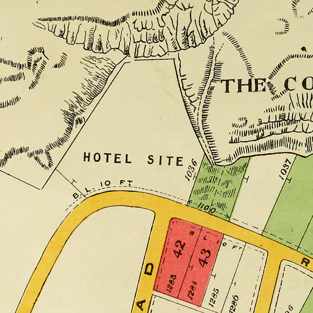 Hotel Site Coombs
