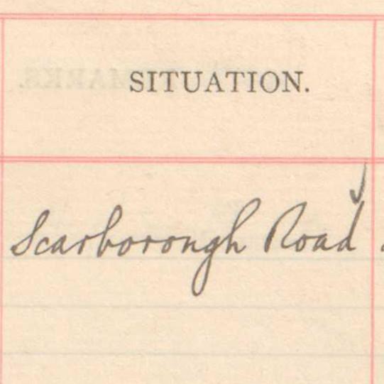Scarborough Road