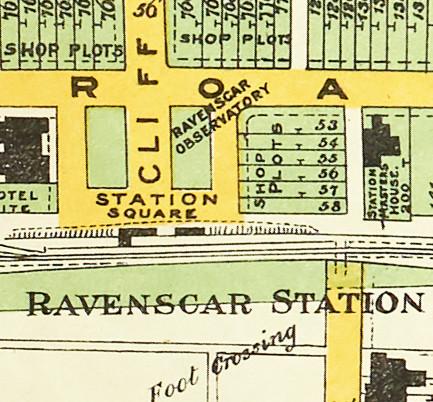 Ravenscar Station