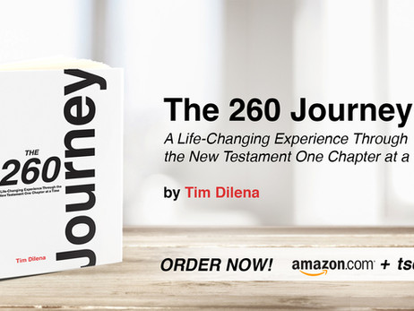 Taking 'The 260 Journey' in 2021