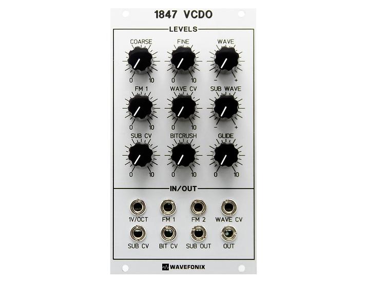 1847 Wavetable VCDO
