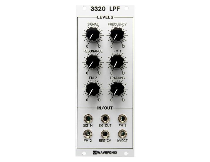 3320 Low-Pass Filter (LPF)