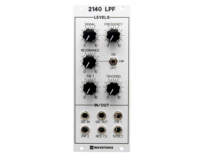 2140 Low-Pass Filter (LPF)