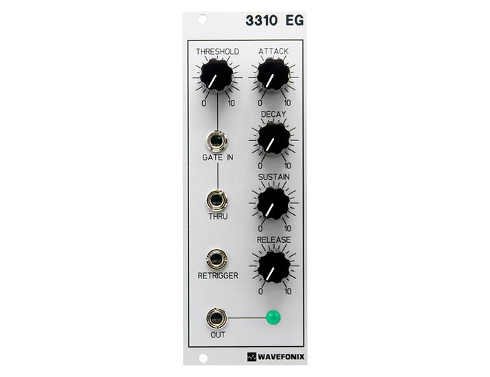 3310 Envelope Generator (EG)