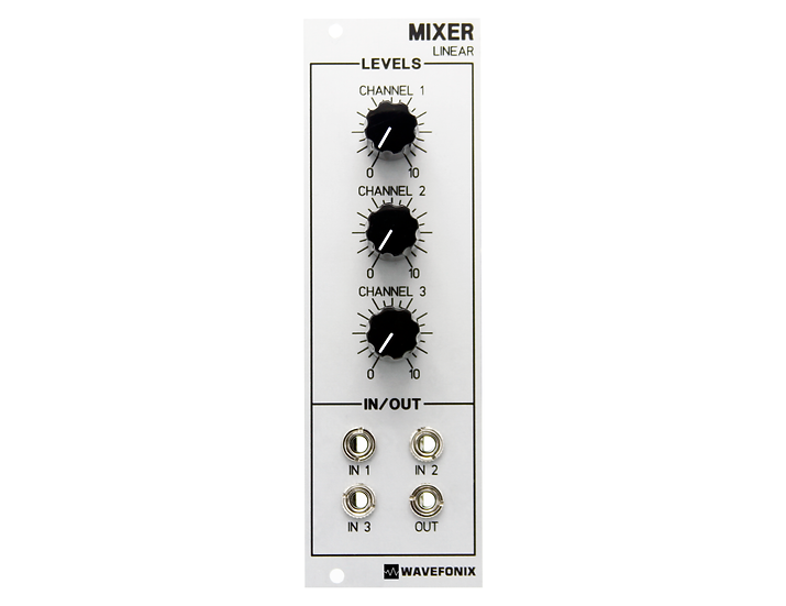 3-Channel Linear Mixer