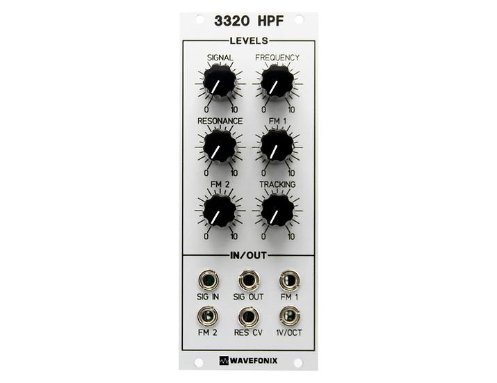 3320 High-Pass Filter (HPF)