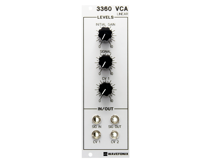 3360 Linear VCA