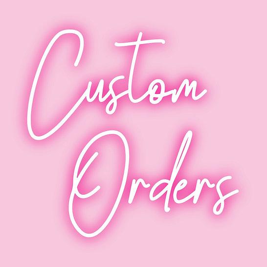 Custom Press On Nails
