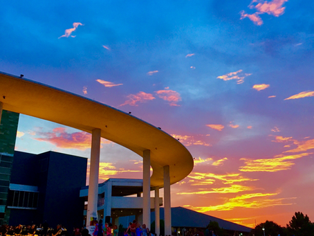 The Long Center at Sunset