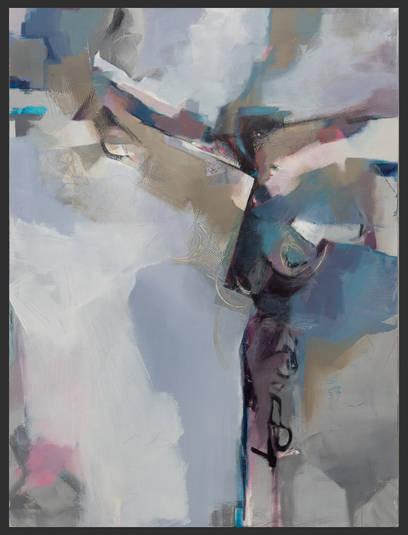 Memories of a Drunken Angel | 48x36in