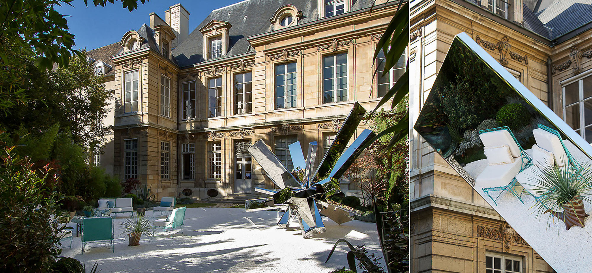 AD Intérieur - Hôtel de la Tournelle
