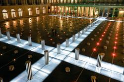Lec - Cour du Palais Royal - Paris