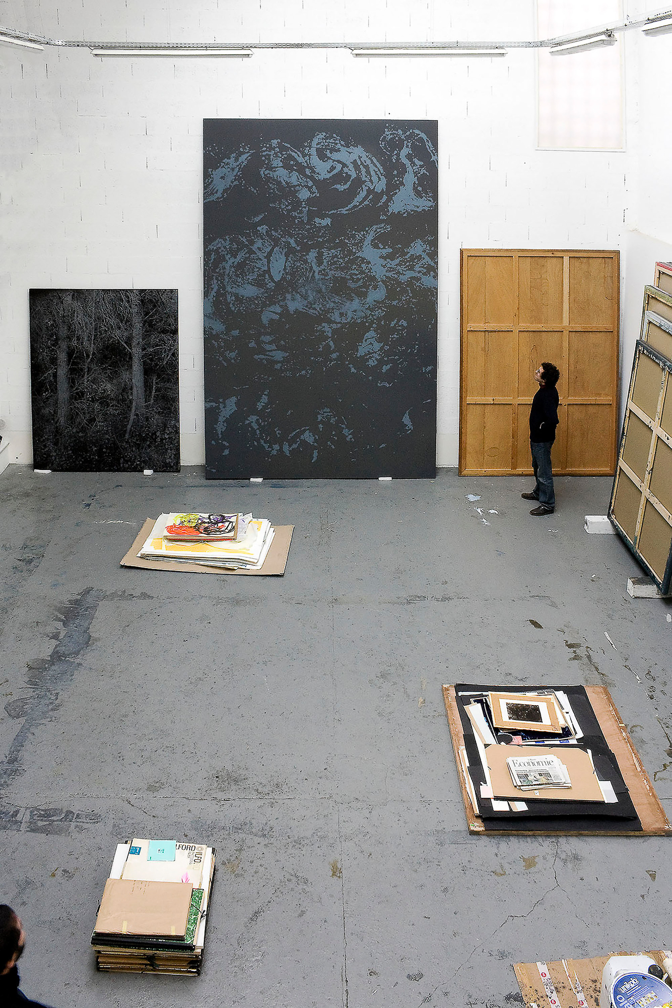 Atelier - Gérard Traquandi