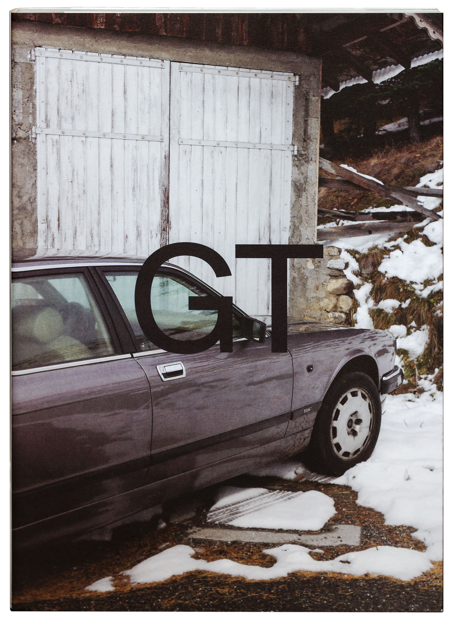 "Gérard Traquandi - ""GT"""