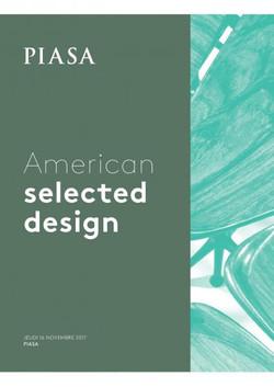 Piasa_American Selected Design