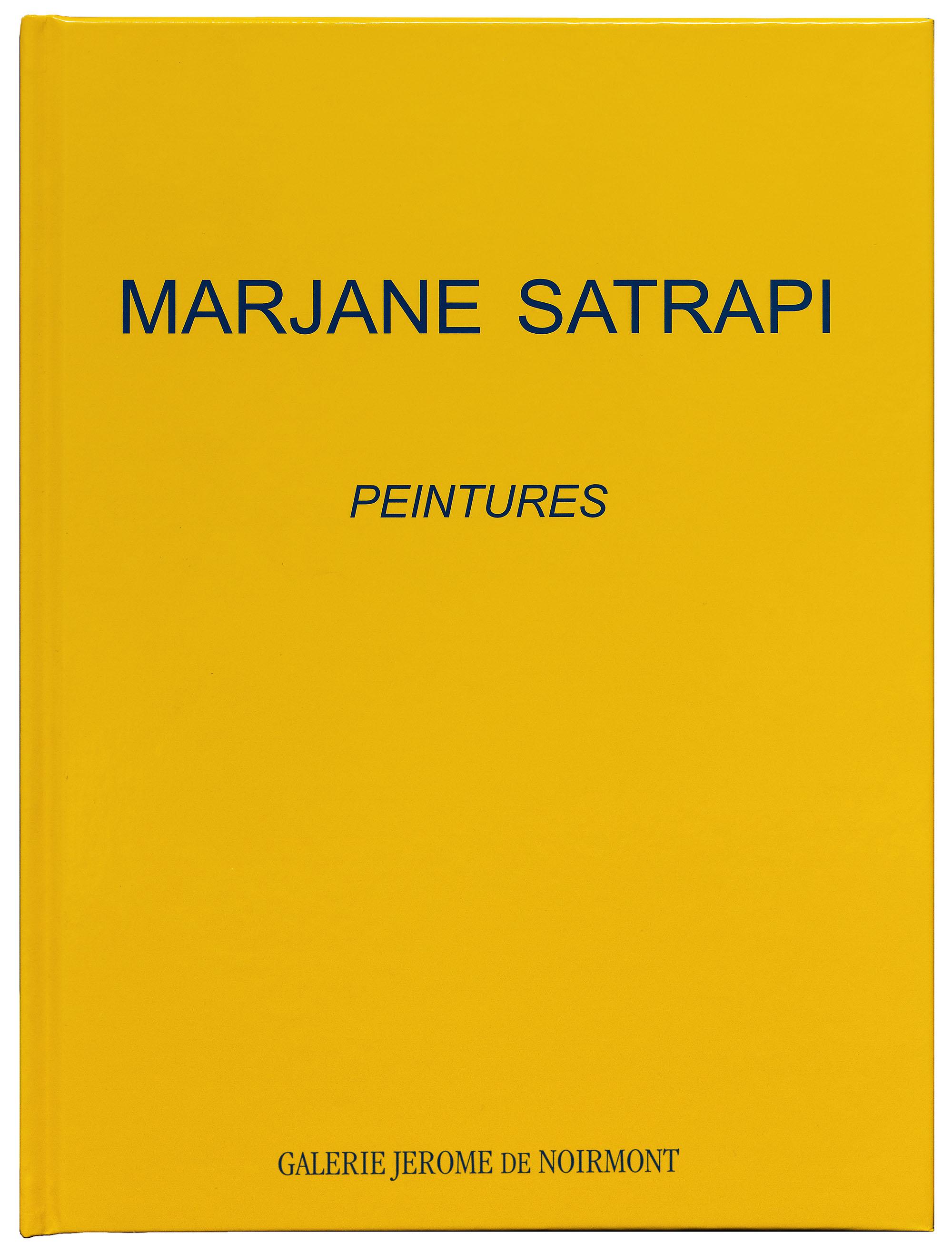 Marjane Satrapi / Ed. J. de Noirmont