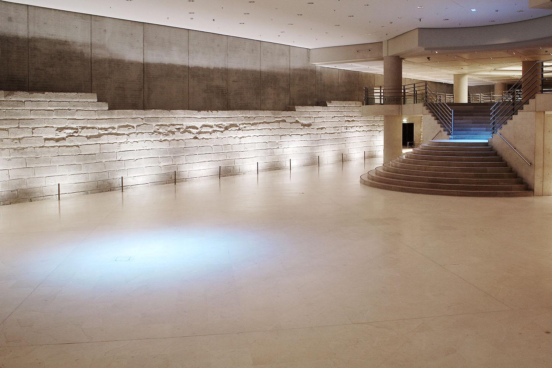 JP Corrigoux-Carrousel du Louvre