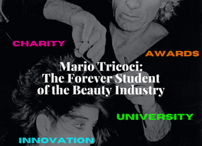 Mario Tricoci: The Forever Student of the Beauty Industry