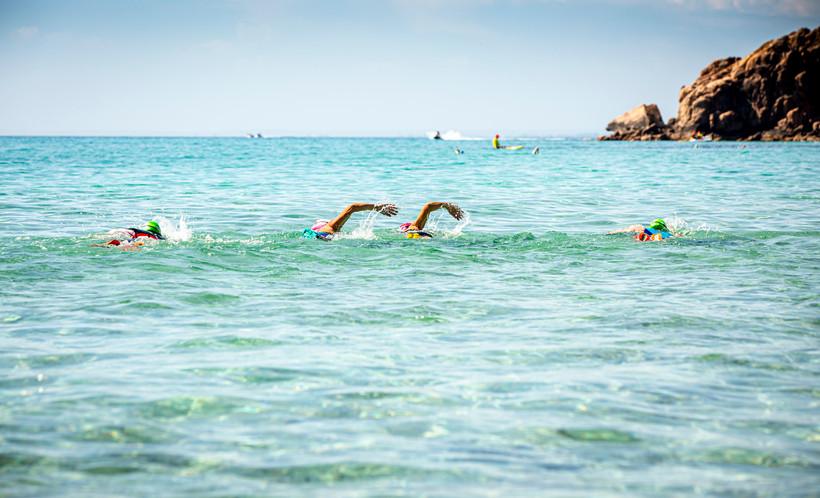 Castle Bay Swim