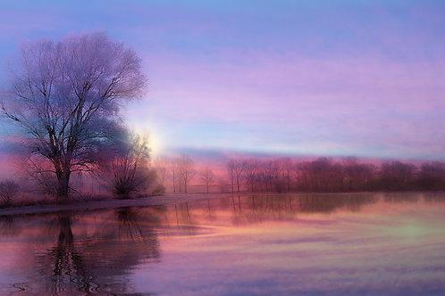 Pinky Lake...