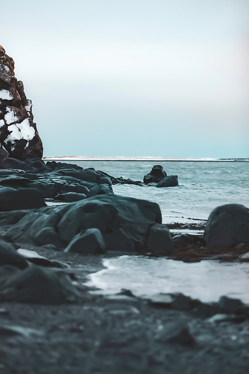 Iceland Sea...