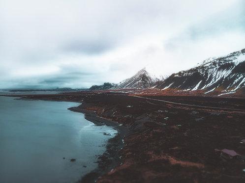 Iceland Mountain...