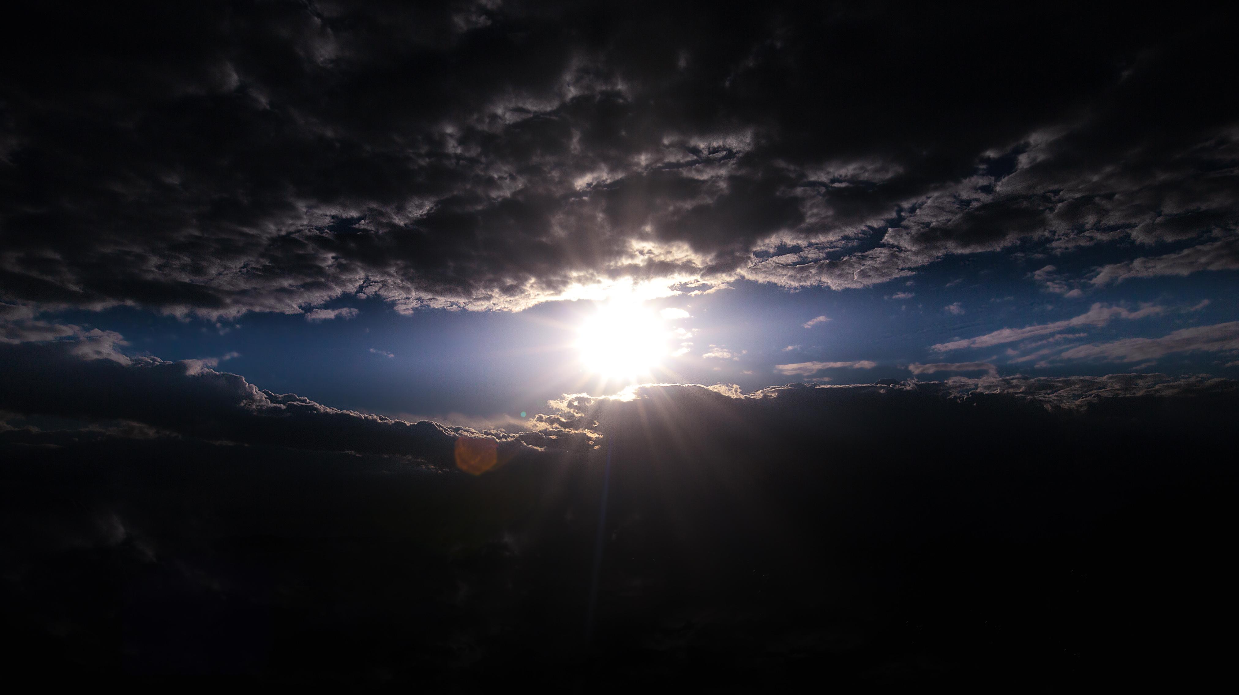 Between Sky...