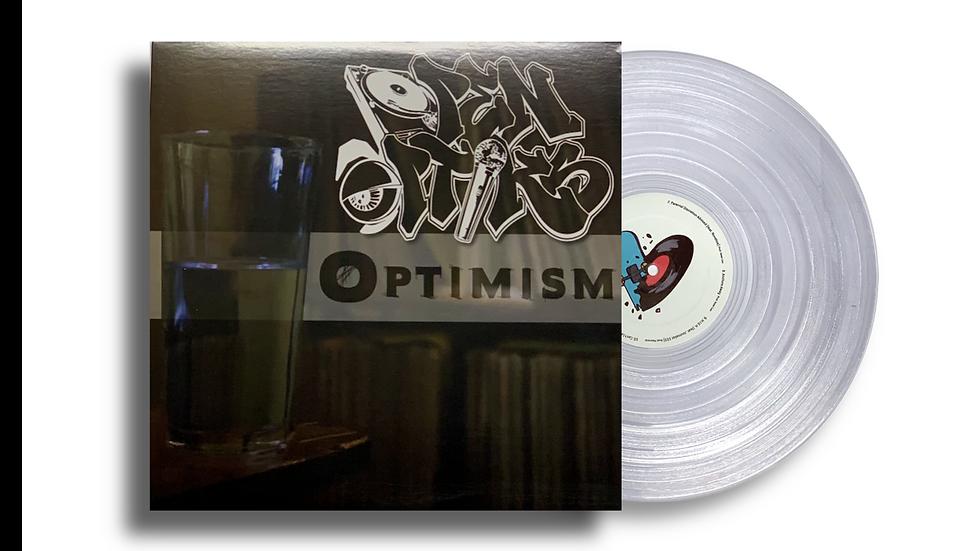 "Open Optiks ""Optimism"" LP Translucent"