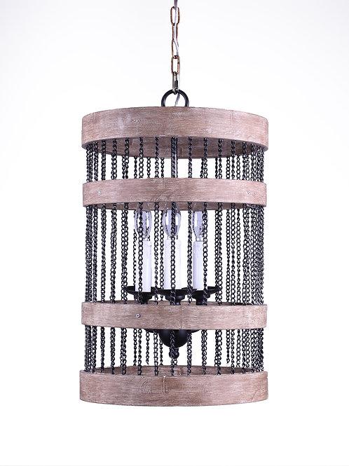Charlotte Cylinder Chandelier