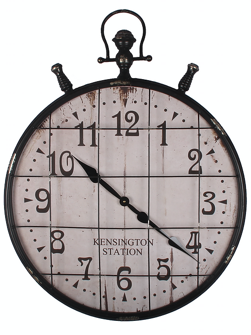 Kensington Pocketwatch Wall Clock