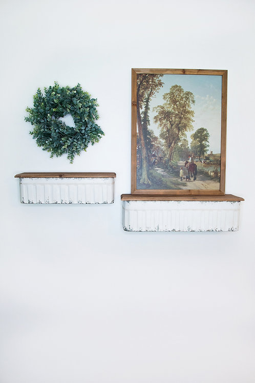 Country Scene Canvas Hanging Art