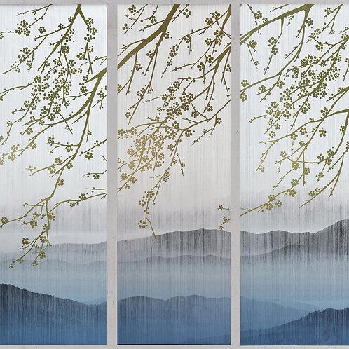 Rainer 3 Panel Canvas Art Work