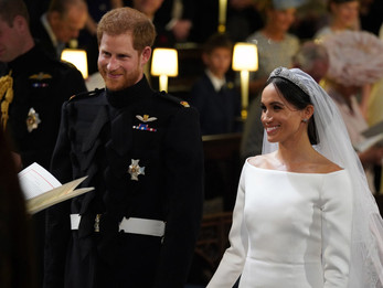 The world is in love with a royal wedding.