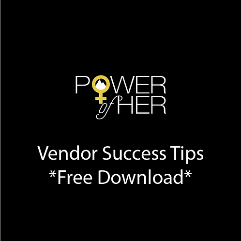 VENDOR SUCCESS TIPS-PDF