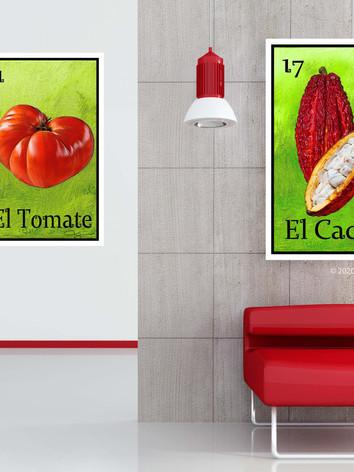 Lotería de Comida™ Art Series