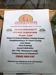 Grand Opening!