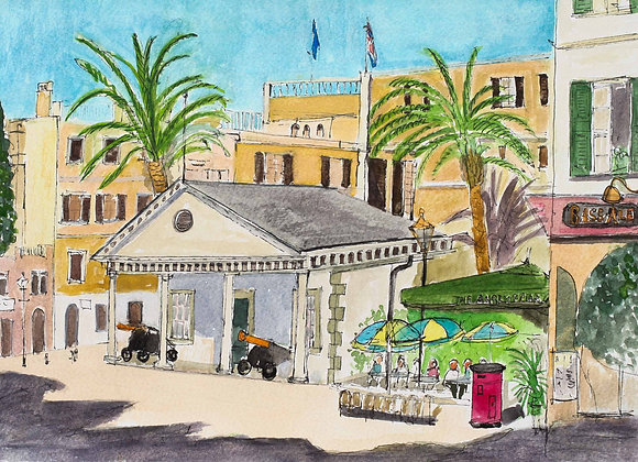 313 - The Convent Guardhouse, Gibraltar