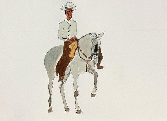 Un Jinete de Andalucia 1