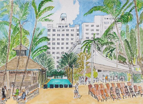 Hotels South Beach, Miami  (H&T USA -02)