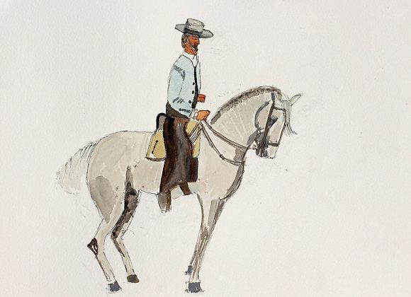 Un Jinete de Andalucia 2